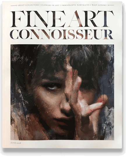 Fine Art Connoisseur Featured Florals
